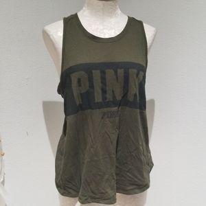 Victoria's Secret PINK workout tank medium